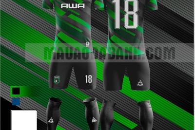 Mẫu áo bóng đá đẹp 2021 tại quận hai bà trưng MADB351